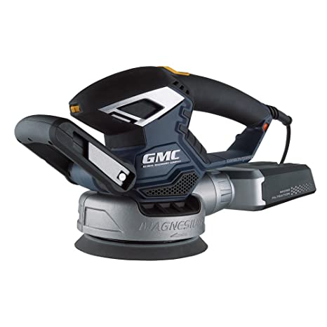 GMC 920595 - Lijadora orbital con doble base 150 mm, 430 W (ROS150CF)