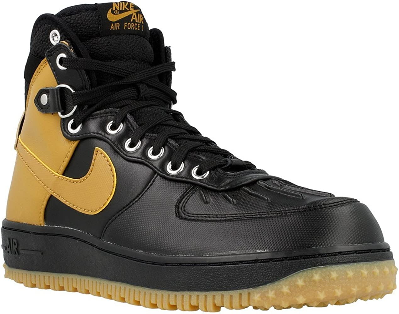 nike air force 1 duckboot boots stiefel watershield
