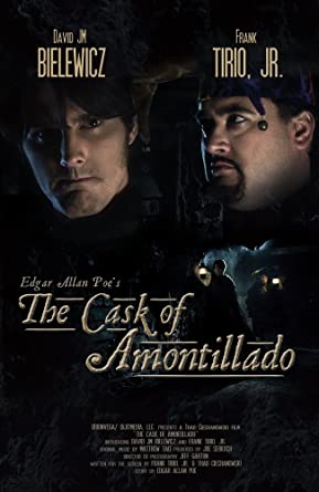what is the tone in the cask of amontillado