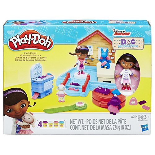 Play-Doh Doc's Clinic Featuring Disney Doc McStuffins -