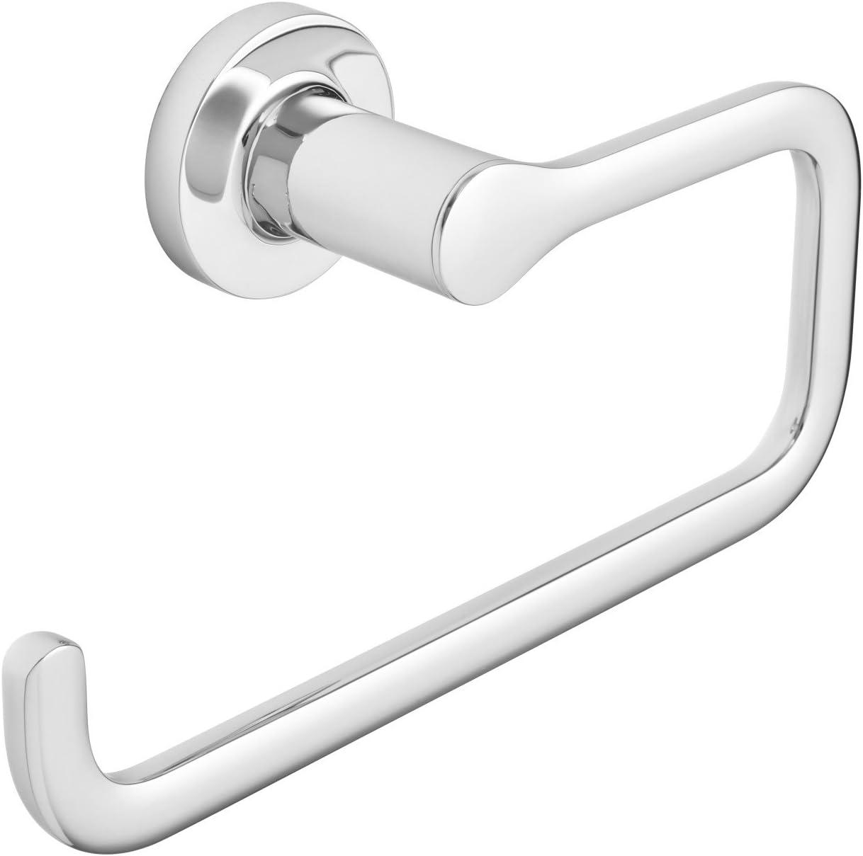 American Standard 7105190.002 Studio S Towel Ring, Polished Chrome