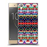 Official Amy Sia Coachella Decorative Patterns Soft Gel Case for Sony Xperia XA1 Plus