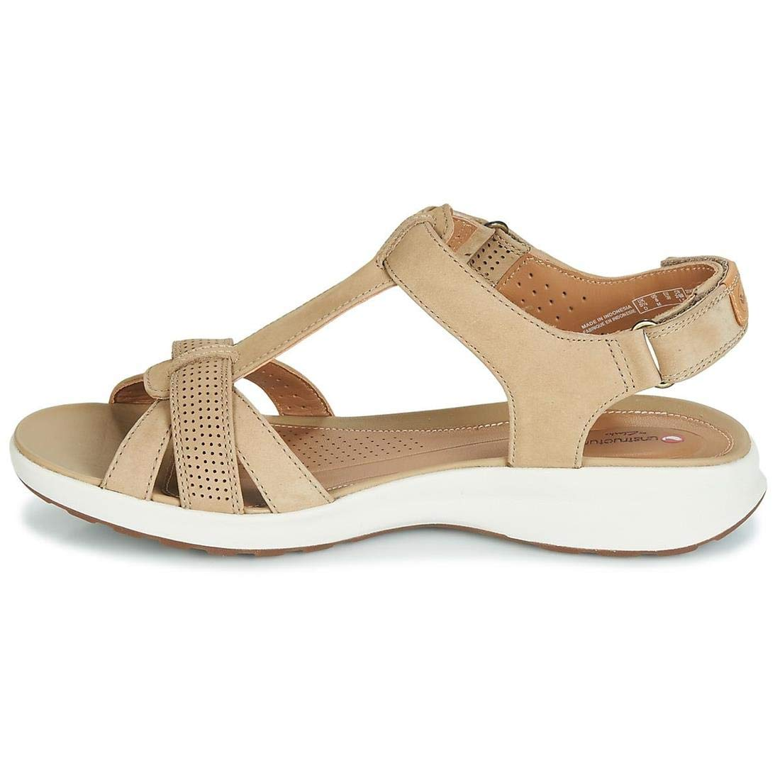 a49251a53f2e Clarks Ladies Unstructured Strappy Sandals Un Adorn Vibe  Amazon.co.uk   Shoes   Bags