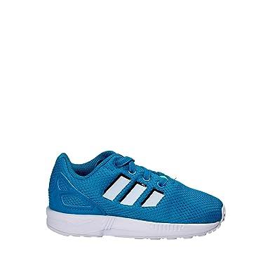 new product de77c acef2 adidas ZX Flux El I, Sneaker Unisex-Bimbi, Bleu (Agufue Ftwbla 000