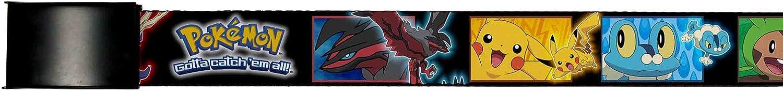 Regular Pokemon//WB-CR-1.25-WPK089 Buckle-Down Mens Buckle-Down Web Belt Pokemon 1.25