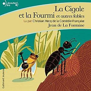 La Cigale et la Fourmi et autres fables | Livre audio