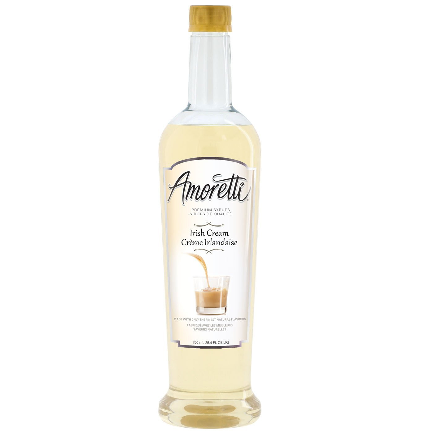 Amoretti Premium Syrup, Irish Cream, 25.4 Ounce by Amoretti (Image #1)
