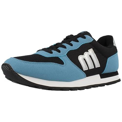 Calzado Deportivo para Hombre, Color Azul, Marca MTNG, Modelo Calzado Deportivo para Hombre
