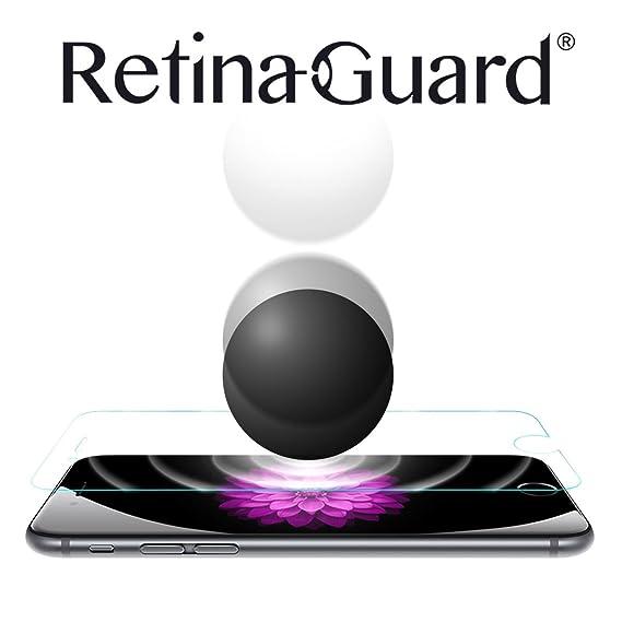 retinaguard Anti luz irrompible Protector de Pantalla para iPhone 7 Plus – SGS & Intertek Certificado