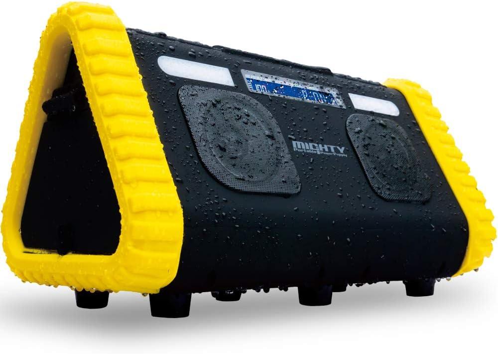 ポータブル電源 MIGHTY 非常用電源 パナソニックリチウム電池大容量 蓄電池