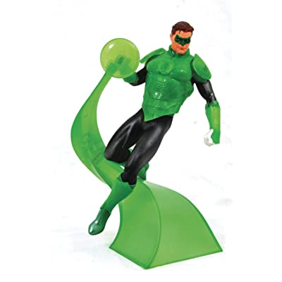 DIAMOND SELECT TOYS DC Gallery: Green Lantern PVC Figure: Toys & Games