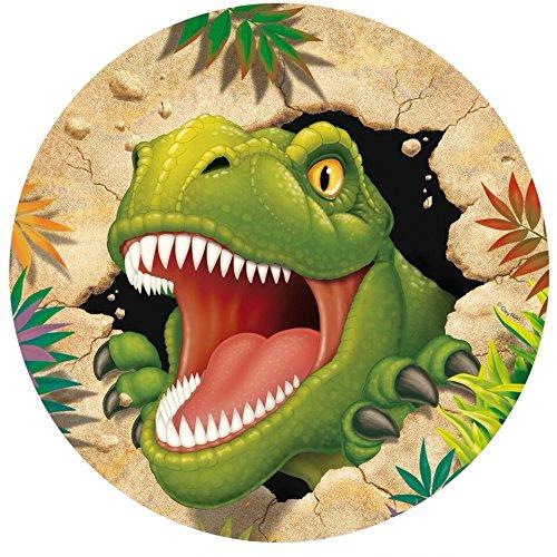 Essbarer Tortenaufleger Dinosaurier