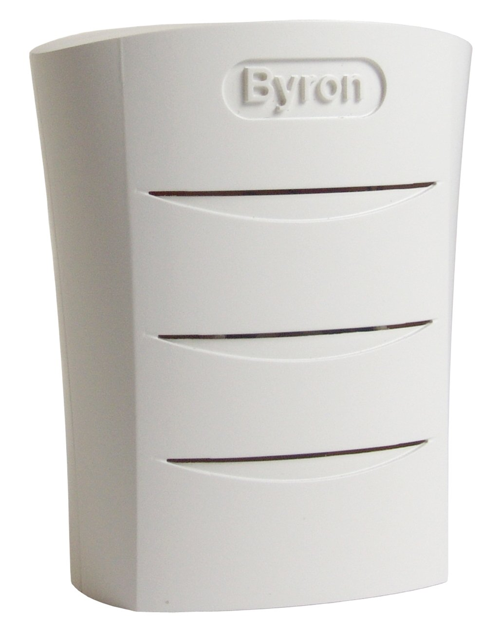 Byron Extra Wirefree Portable Door Bell Chime Unit for BY Range BY1