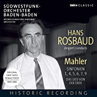 Rosbaud Conducts Mahler