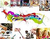 YOUSHARES 12 Pcs Art Paint Brush Set for