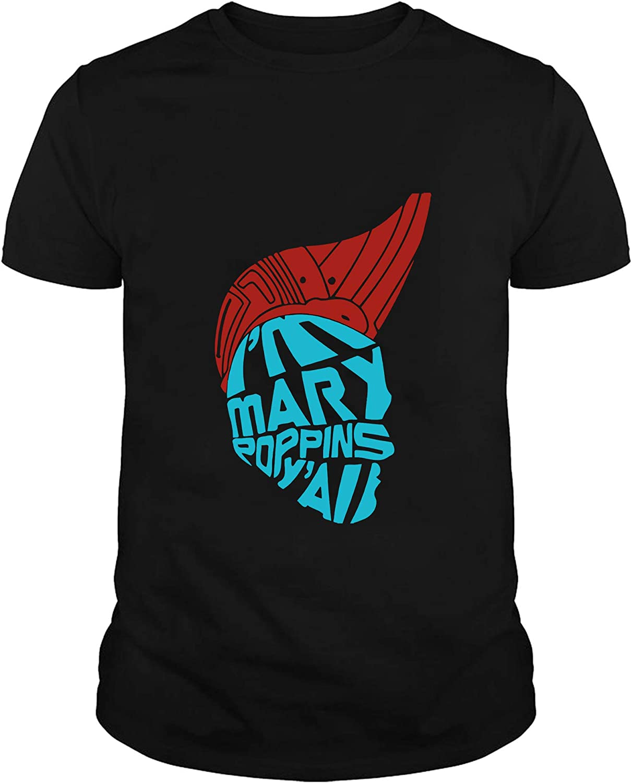 I'm Mary Poppins Y'all Yondu Graphic Novelty Funny Shirt