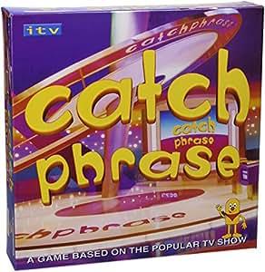 Catchphrase TV - Juego de mesa (Britannia Games) [Importado]