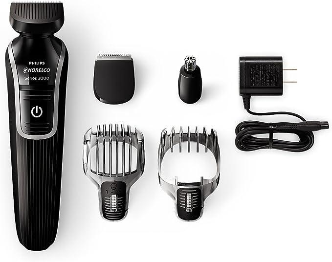 Philips Norelco Multigroom Series 3100, 5 accesorios, QG3330: Amazon.es: Belleza