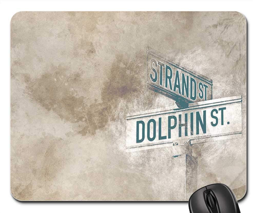 Amazon.com : Mouse Pads - Cartel Teaches Road Dolphin ...