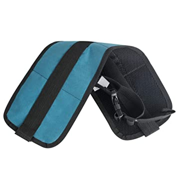LJXiioo Cinturón de Seguridad para Silla de Ruedas/arnés de ...