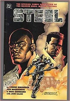 Steel Movie Adaptation Epub Free Download