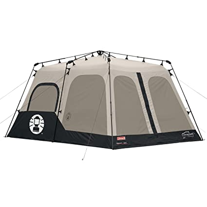 Coleman Instant 8 Person Tent Black 14x10-Feet  sc 1 st  Amazon.com : 14 x 10 tent - afamca.org