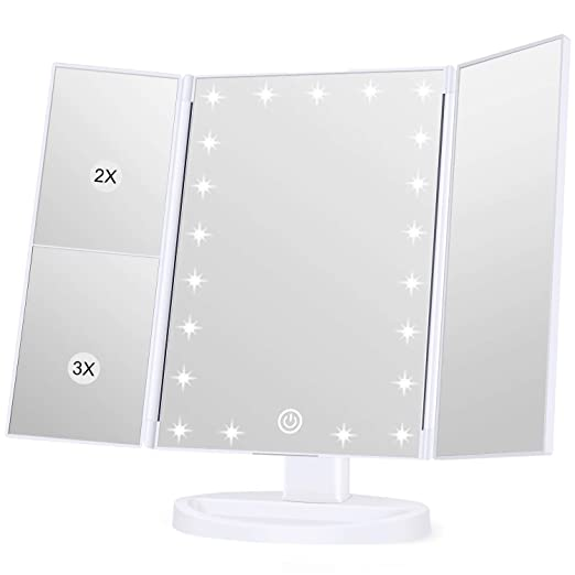 10 Best Led Vanity Mirrors Best Choice Reviews