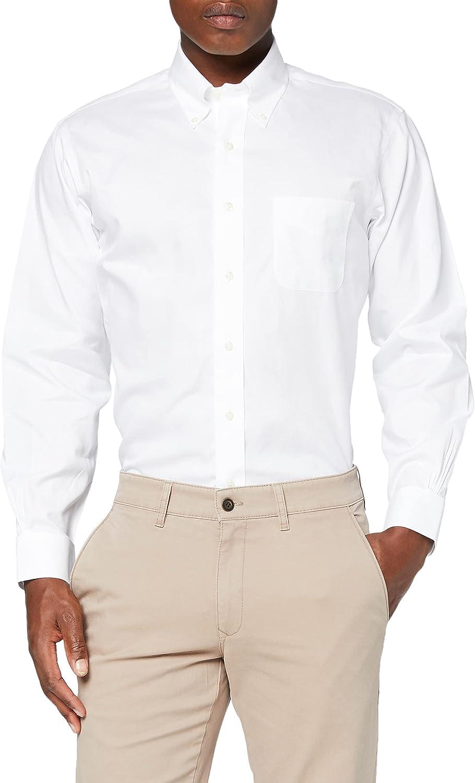 Brooks Brothers Dress Non-Iron Botton Down Regent - Camisa ...
