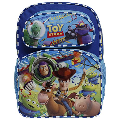 Disney Toy Story Woody & Buzz Lightyear Blue Large 16