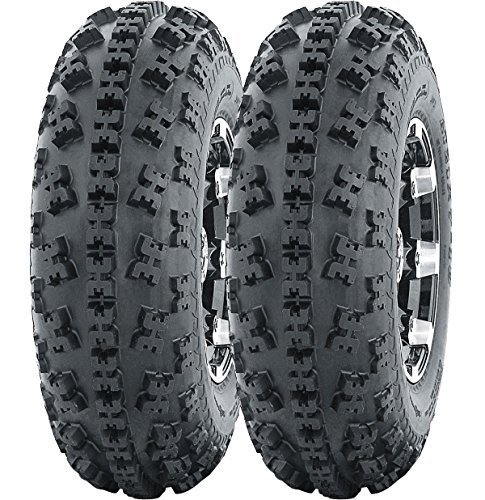 Set of 2 New Sport ATV Tires AT 23x7-10 /6PR -10063