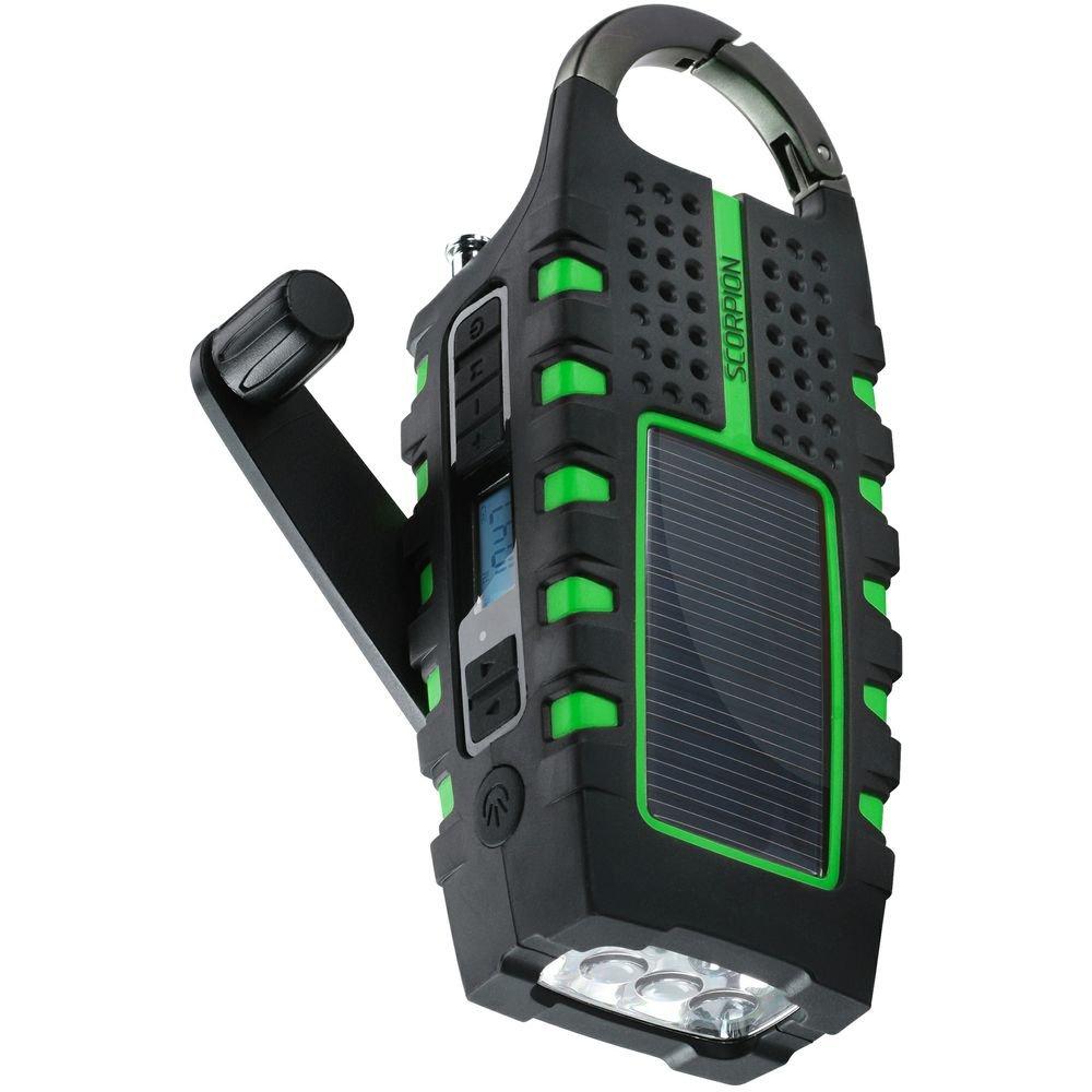Eton NSP101WXGR Scorpion ll Rugged Portable Multi-Purpose Digital ...