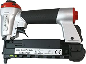 AIR LOCKER P625 1/2 Inch to 1 Inch Heavy Duty 23 Gauge Micro Pin Nailer