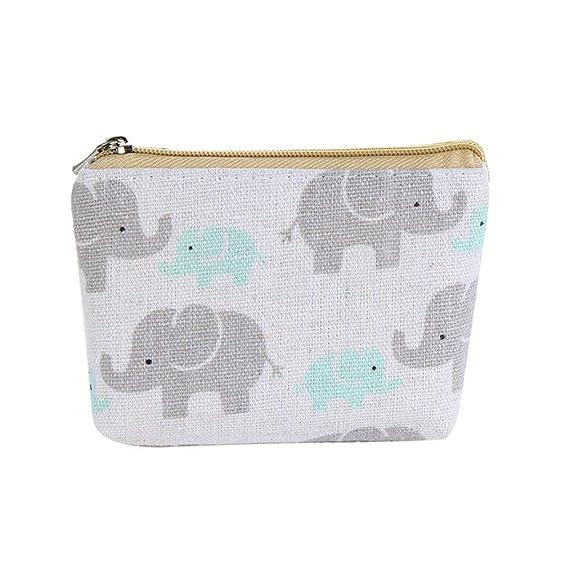 gzzebo Las mujeres de moda linda elefante imprimir monedero ...