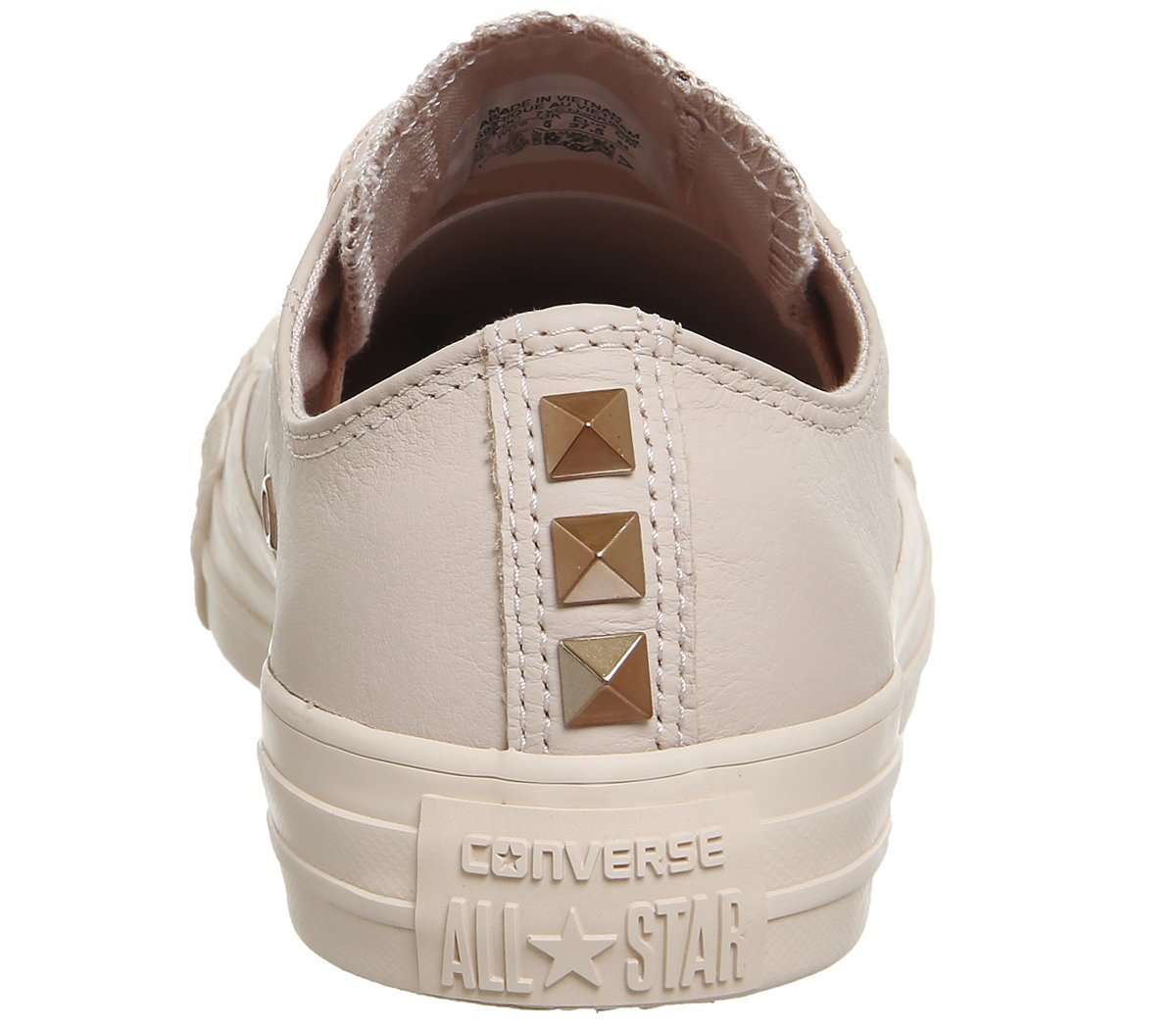 Converse Chuck Taylor Unisex All Star Mono Ox, Unisex Taylor - Erwachsene Sneaker Dust Pink Stud Exclusive 1e67f8