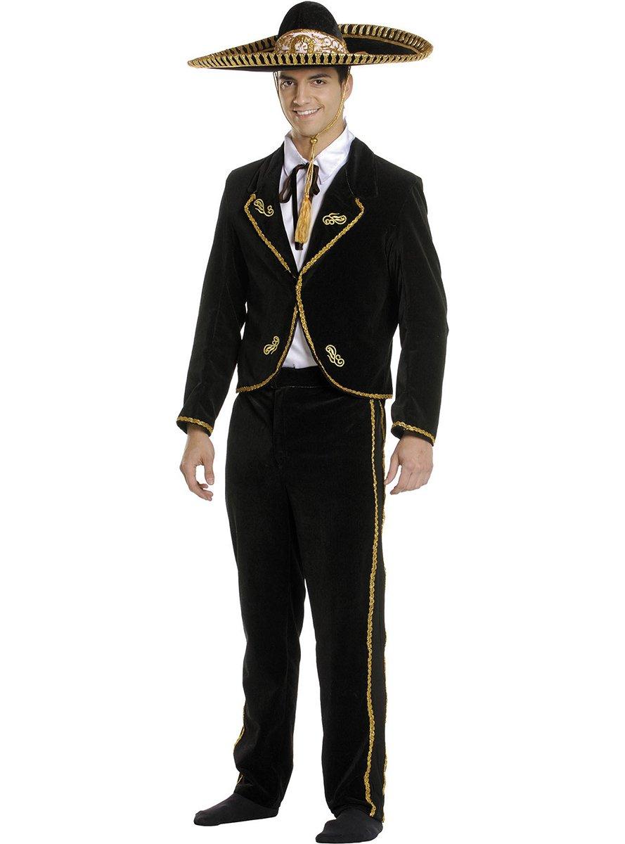 Disfraz mariachi hombre. Talla 50/52.: Amazon.es: Juguetes y ...