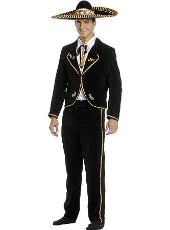 Disfraz mariachi hombre. Talla 50/52.: Amazon.es: Juguetes y juegos
