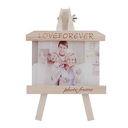 Amazon.com - Moonlove Wood Picture Frames, Create Your Own ...