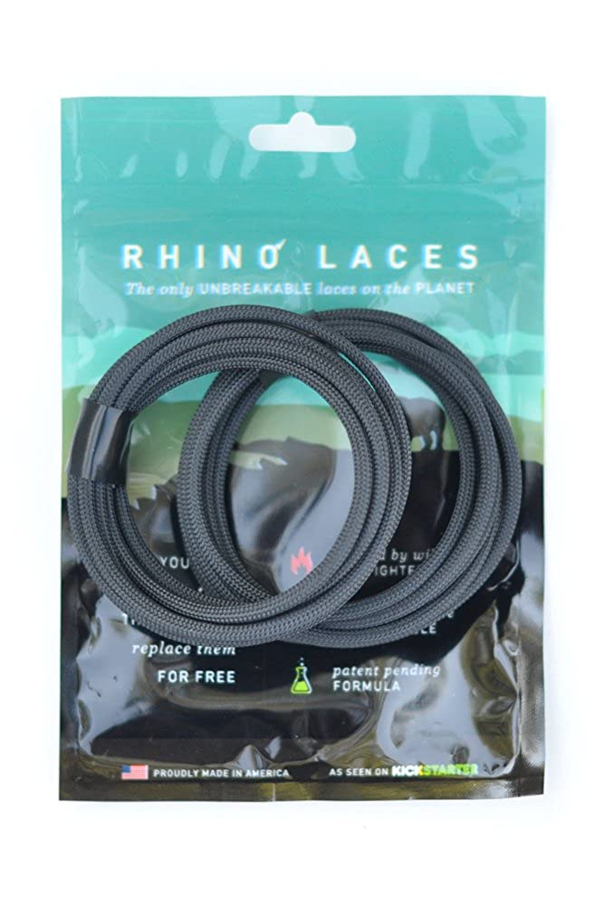 Amazon.com: Rhino Laces - Unbreakable Shoelaces: Sports & Outdoors