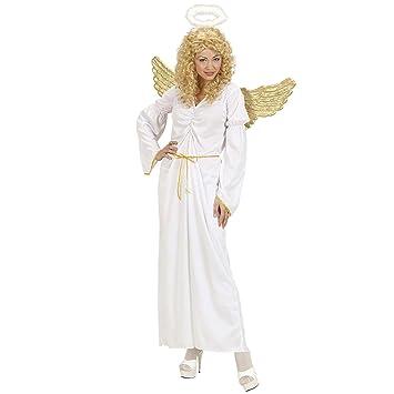 WIDMANN 2691 - Disfraz de ángel para mujer (talla S): Amazon.es ...