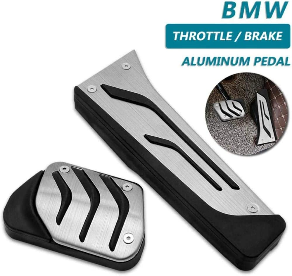 HZHAOWEI Auto-Bremspedal-Pedalauflage F/ür BMW F30 F10 F20 E34 E39 E90 E60 E63 F12 E84 F25 X1 X3 X5