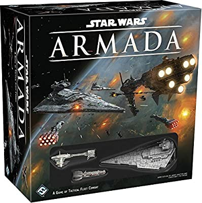 Star Wars: Armada Game from Fantasy Flight Publishing
