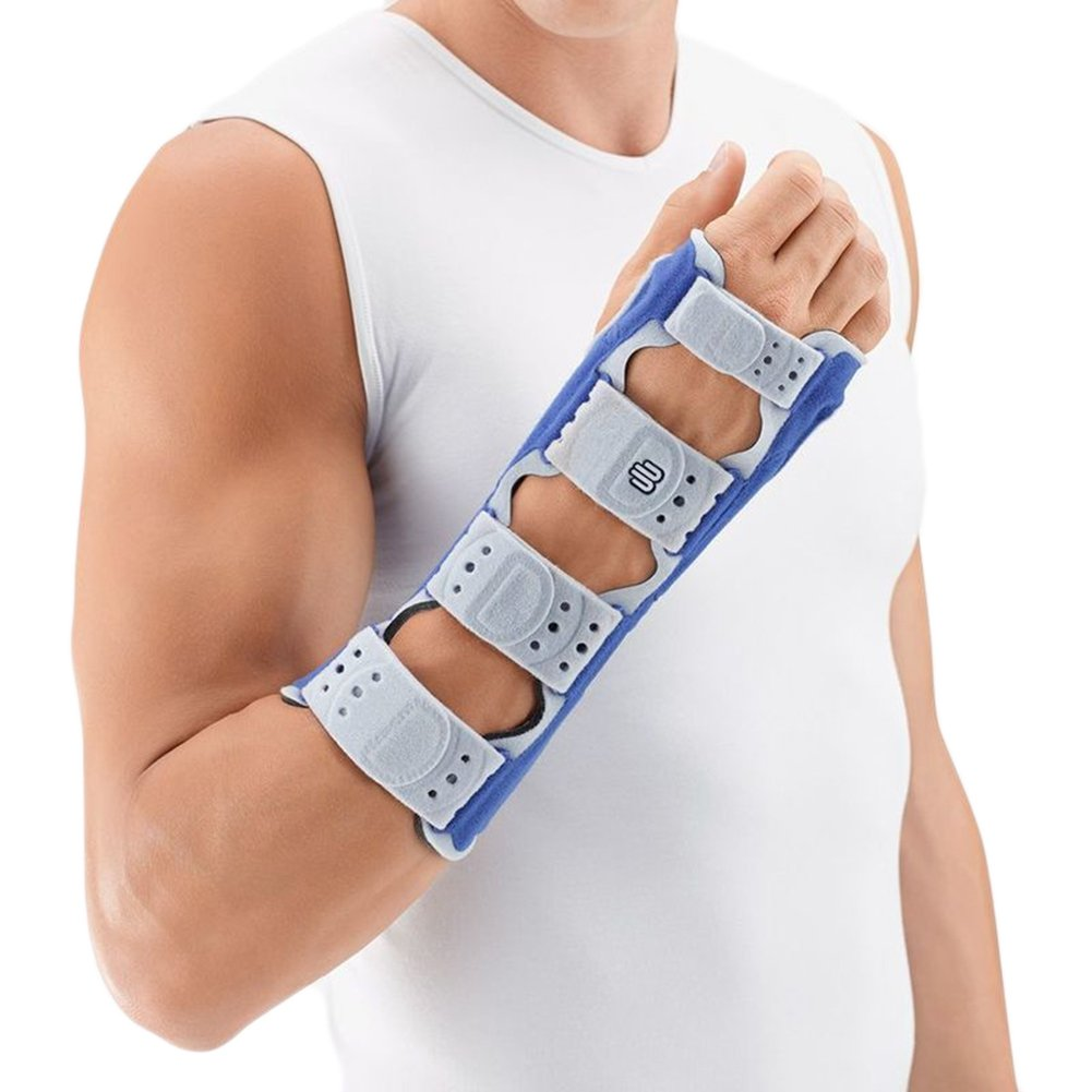 Bauerfeind MANULOC Long Wrist Support, Size 1