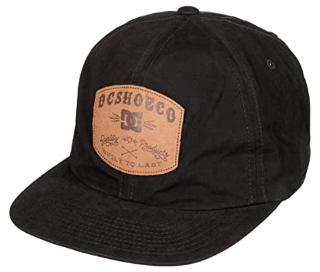 DC Shoes Jeaner - Gorra - Hombre - One Size: Amazon.es: Ropa y ...