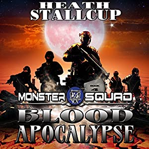 Blood Apocalypse Audiobook
