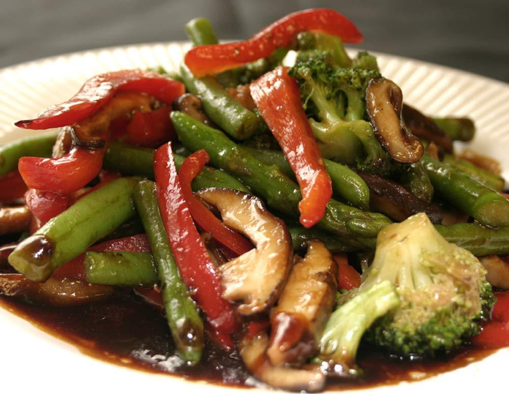Lee Kum Kee Vegetarian Hoisin Sauce 20oz (567g) 香港李锦记 素食海鲜酱 LKK Kosher, Vegan (2 Packs)