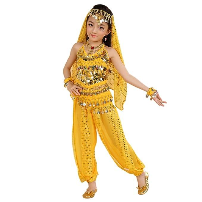 KINDOYO 5 Piezas Disfraces de Etapa para niños, Traje de ...
