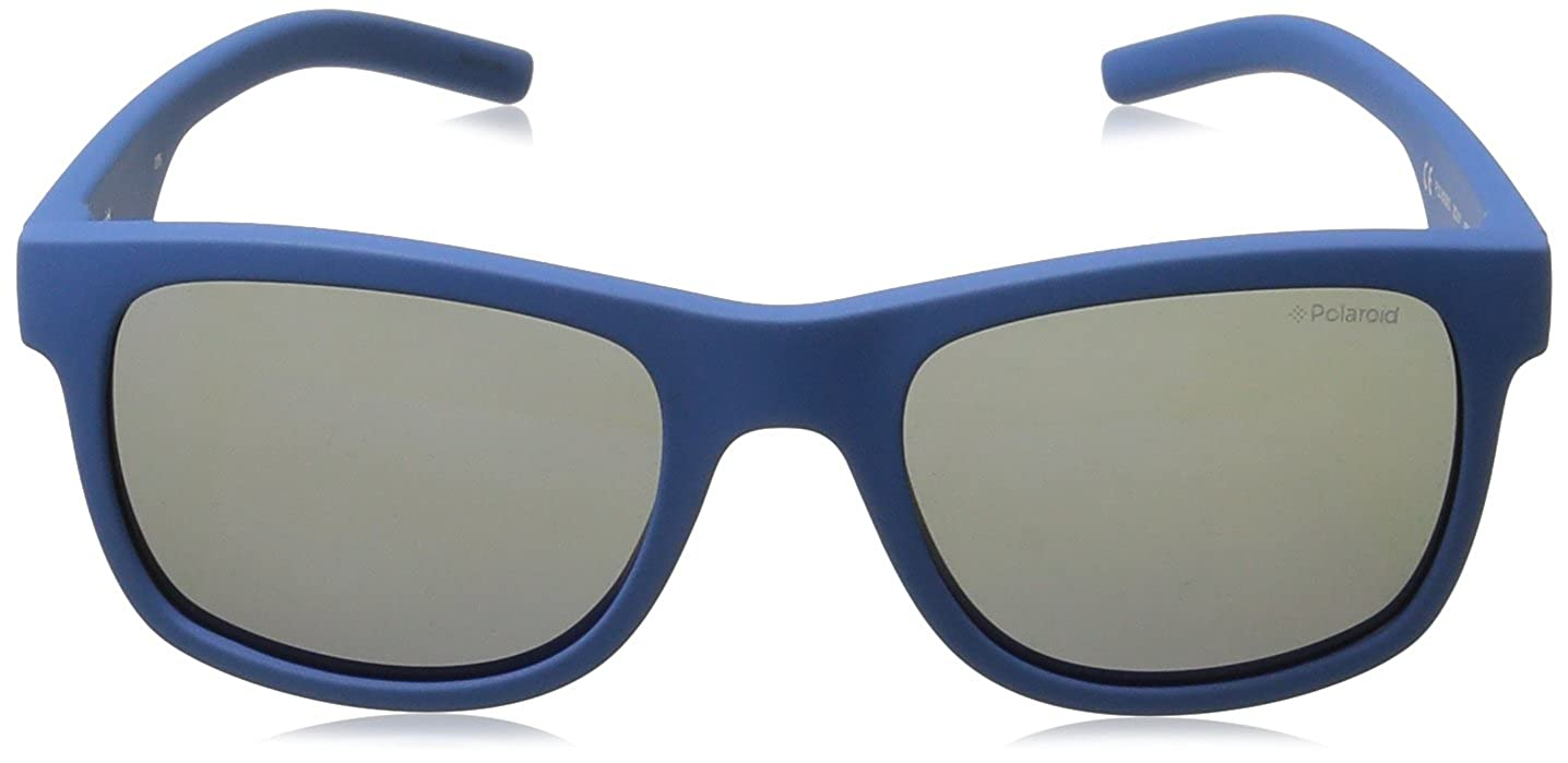 94d731d79a Polaroid PLD 8020/S JY ZDI Gafas de sol, Azul (Bluette/Greyblmirror Pz), 46  Unisex Niños: Amazon.es: Ropa y accesorios