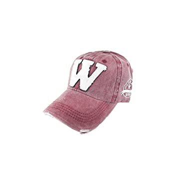 91704f33bc539a krioz Premium Quality Self Design W Casual Baseball Sports Fashion Unisex  Faded Look Cap for Mens Boys (Maroon): Amazon.in: Clothing & Accessories