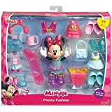 Minnie Mouse Holiday Frosty Fashion Pack by Disney