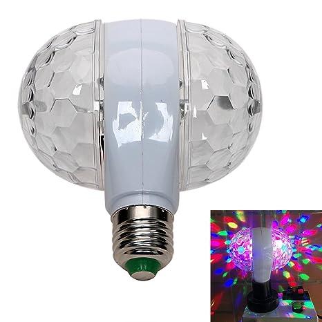 Buy generic e27 dj club disco light stage light commercial lighting generic e27 dj club disco light stage light commercial lighting colorful led magic ball light double aloadofball Gallery